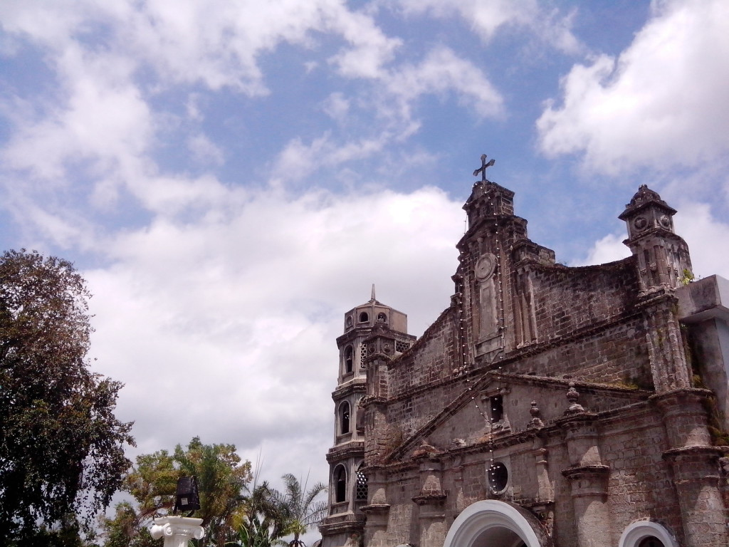 visita iglesia, nuestra senora del pilar church