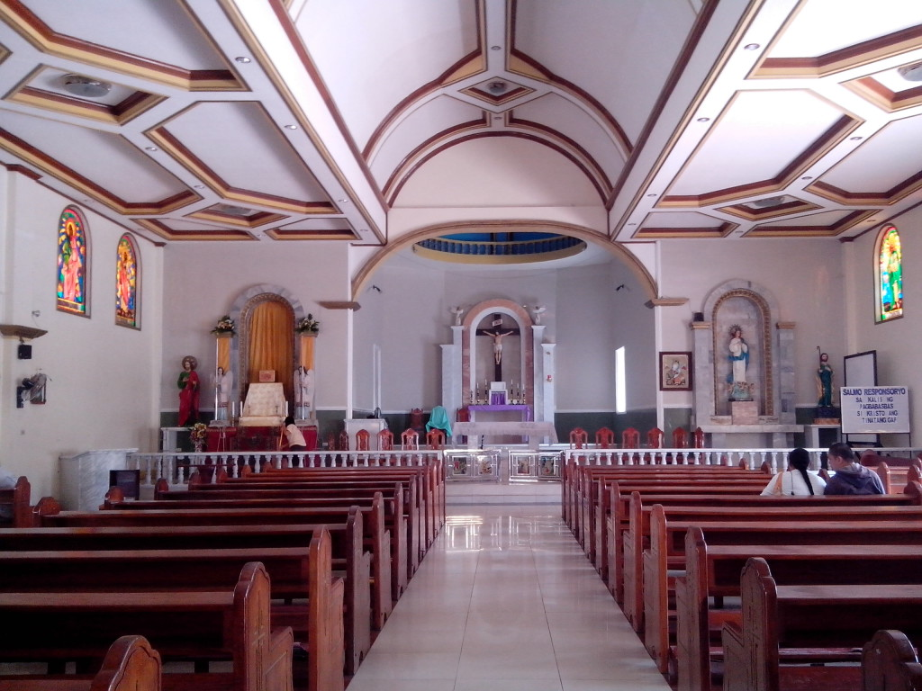 visita iglesia, St. Michael the Archangel Parish