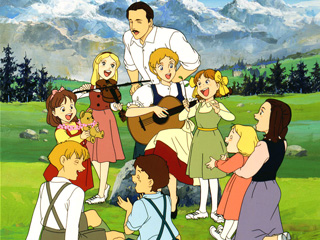 Sound of Music, Family von Trapp