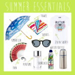 9 Summer Essentials to Survive the Manila Heat