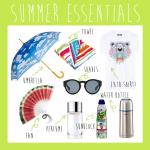 9 Summer Essentials to Survive the Manila Heat