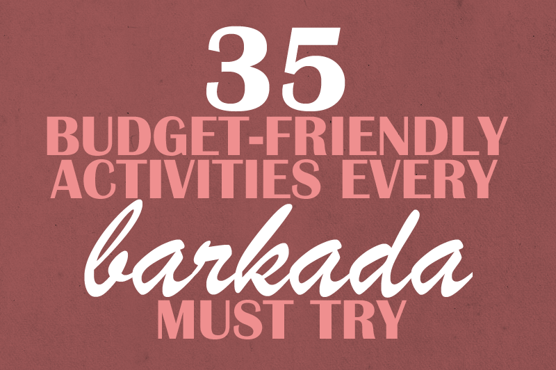 budget friendly activities in manila, what to do in manila