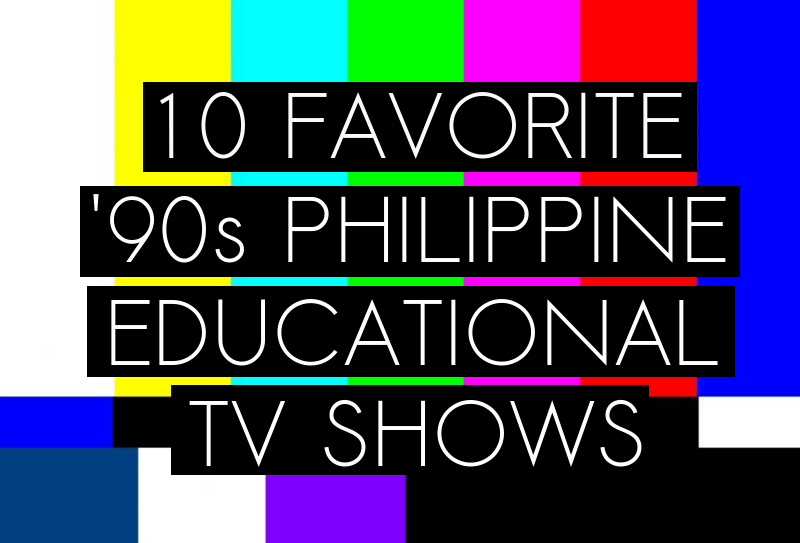 philippine education tv shows, pinoy ETV