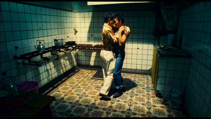 happy together, Wong Kar Wai