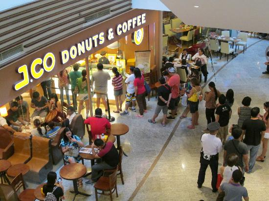 Donut market in the philippines