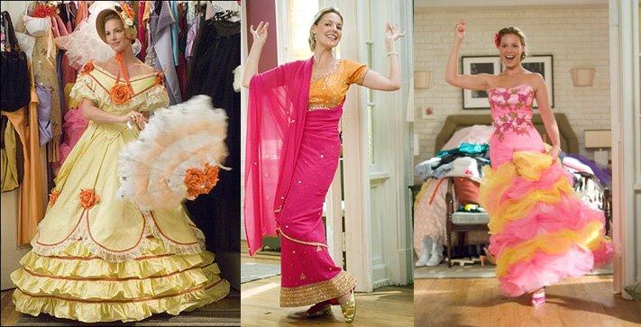 27 Dresses, wedding movies