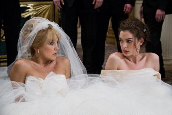 Bride Wars, wedding movies