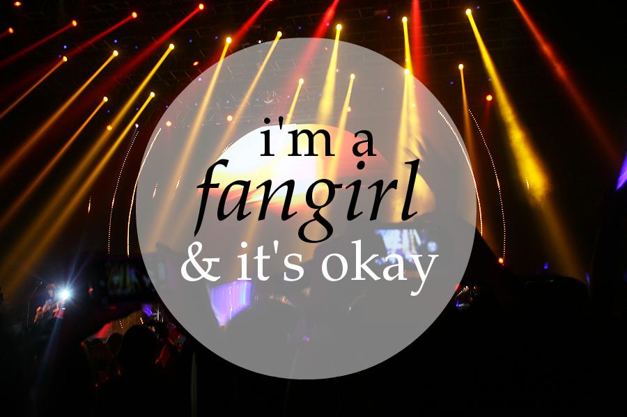 i'm a fangirl