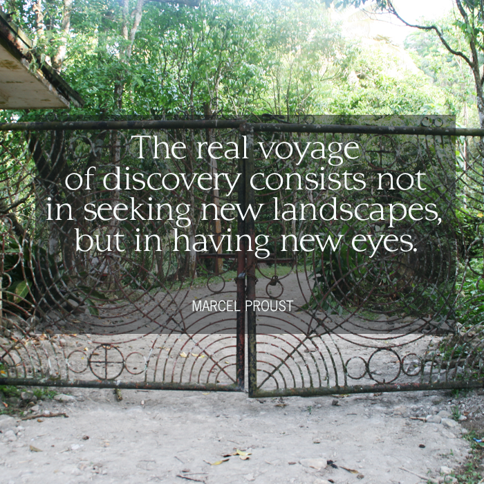 travel quotes - marcel proust
