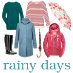 A Rainy Season Style Guide