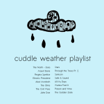 Monday Mix Tape: Cuddle Weather Playlist