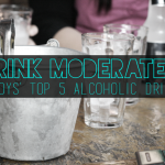 Drink Moderately: Pinoys' Top 5 Alcoholic Drinks