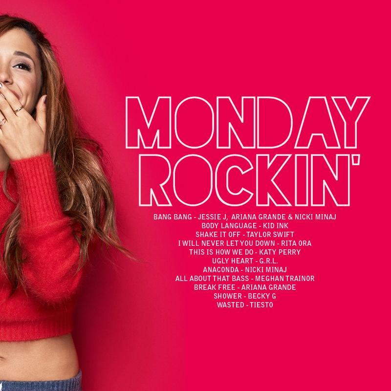 rockin' monday mixtape
