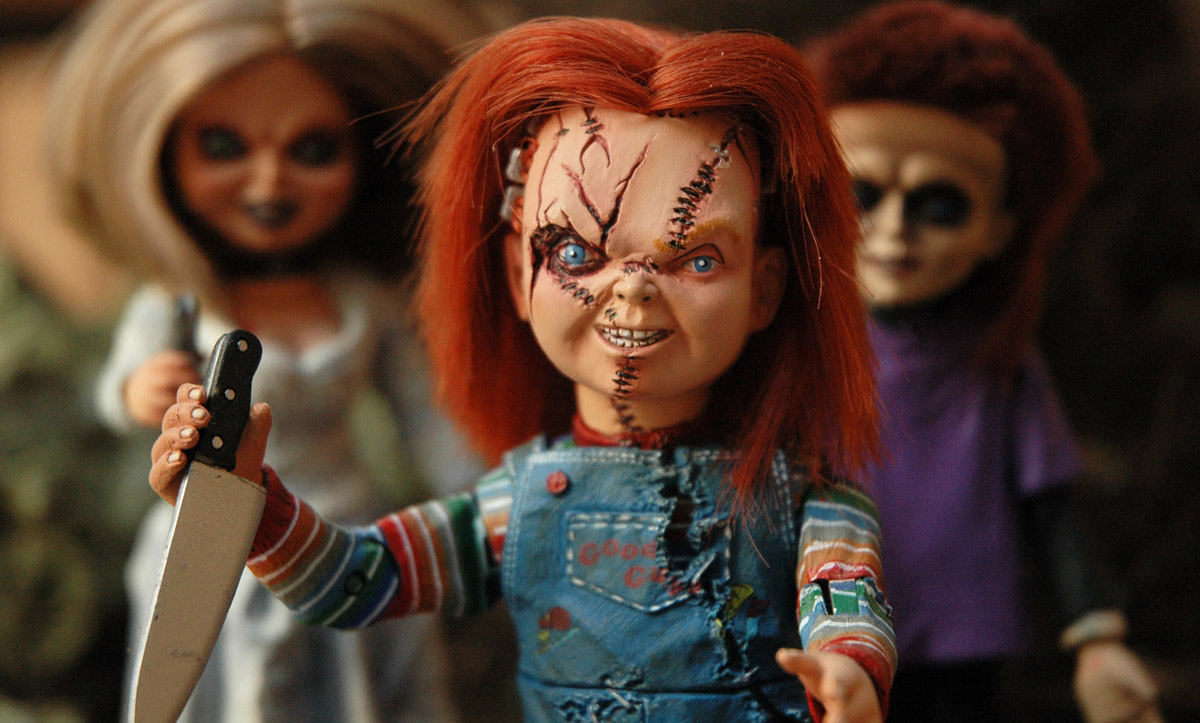 Image result for chucky doll movie