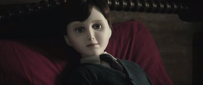 The Boy Doll