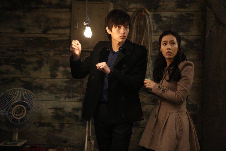 chilling romance korean movie spellbound