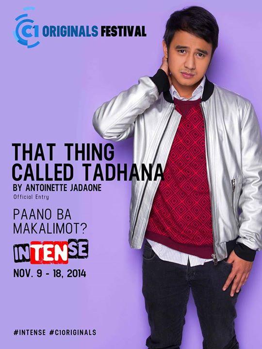 That Thing Called Tadhana Cinema One Originals 2014