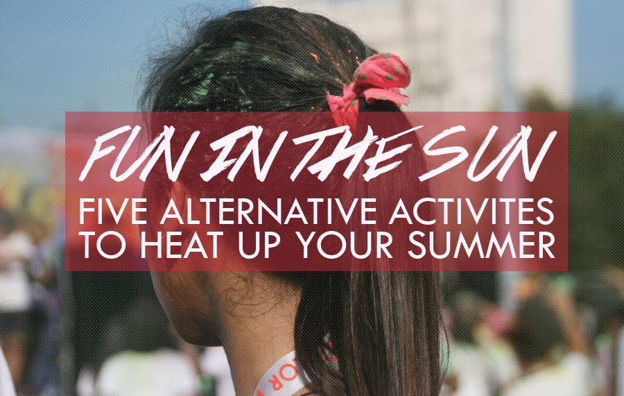 summer activities in manila