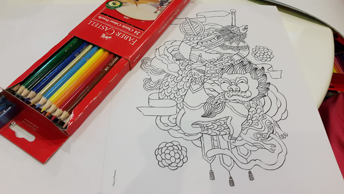 hue can do it too coloring book