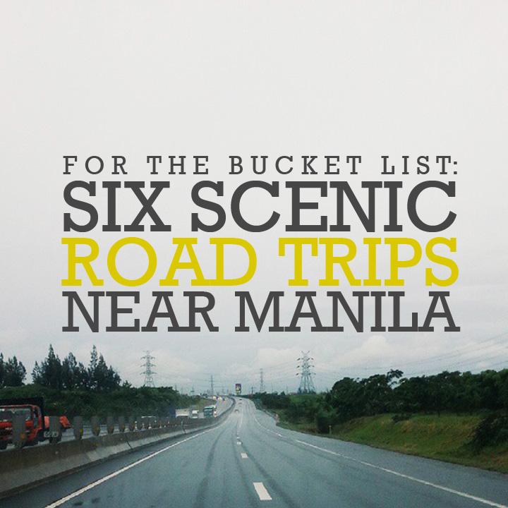 manila road trips