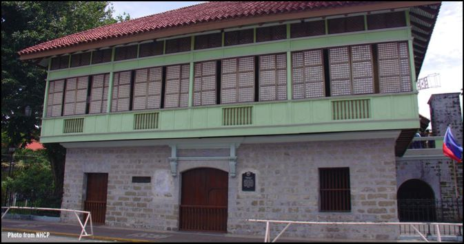 rizal shrine