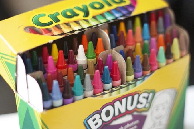 crayola 64-pack