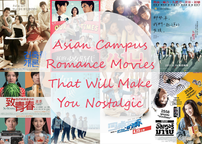 nostalgic asian movies