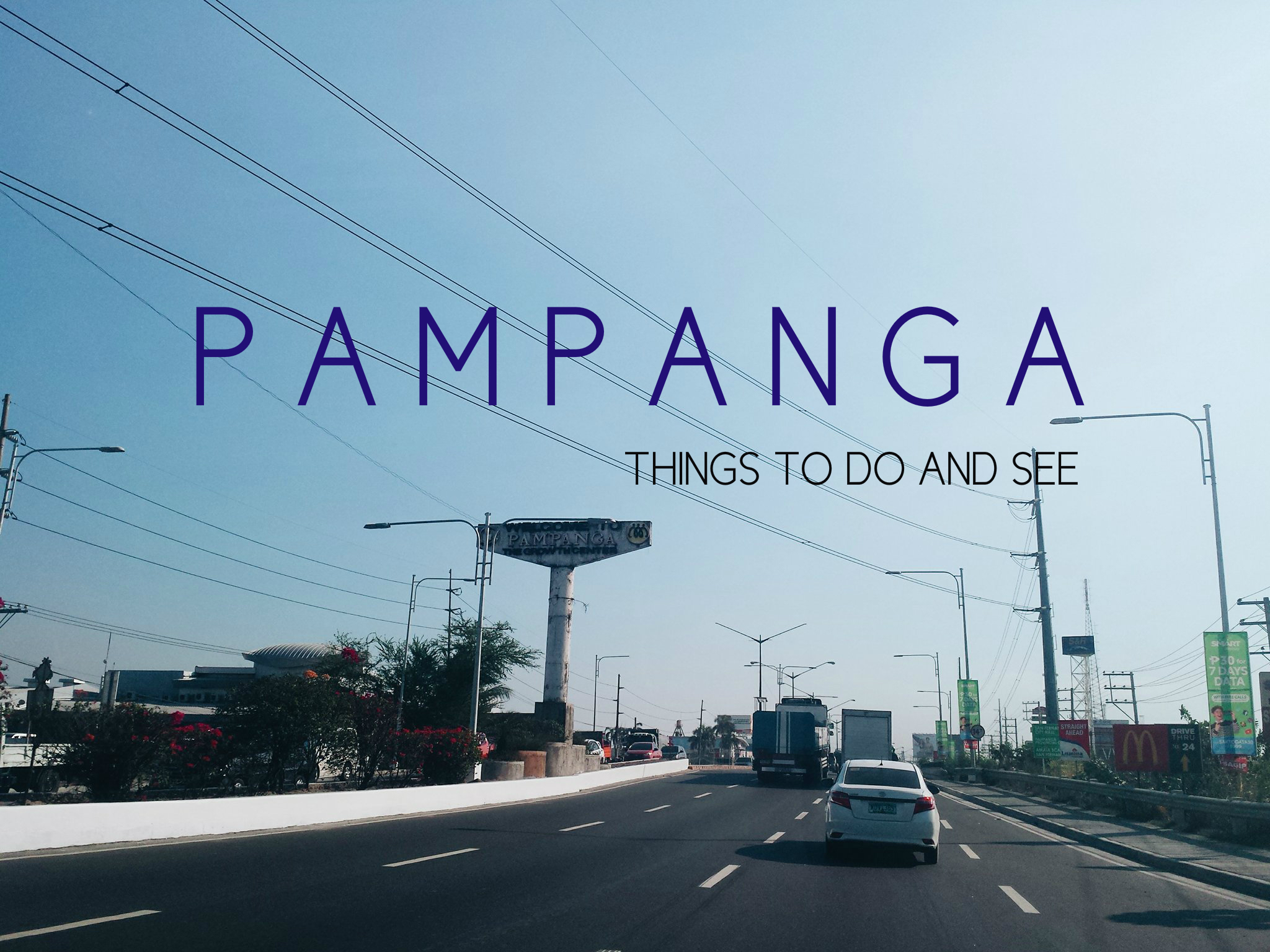 things to do in pampanga