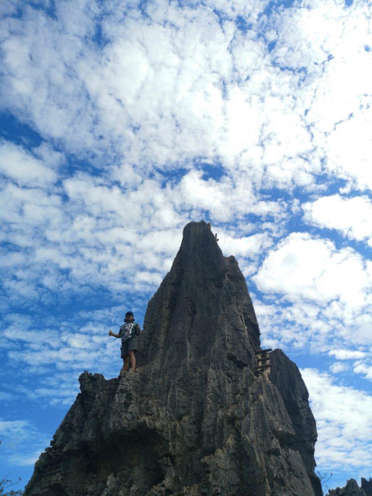 espadang bato day hike